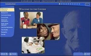 BC Falls Prevention Education Collaborative – Falls Prevention Curriculum