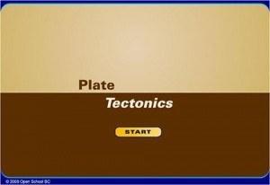 Open School BC – Plate Tectonics – Science 10