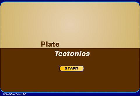 Open School BC – Plate Tectonics – Science 10