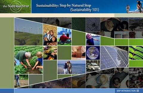 The Natural Step – Sustainability 101 eLearning Course