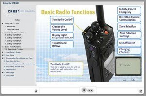 Capital Region Emergency Services Telecommunications – Radio Training and Learning Management System