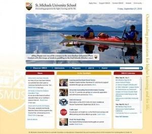 St. Michaels University School – SMUS Main Website