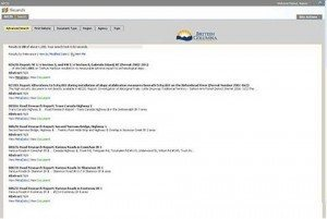 AECIS – Aboriginal Engagement Corporate Information System