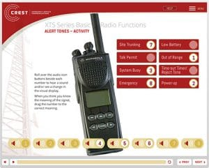 CREST Emergency Service Communications