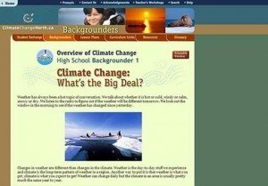 Yukon Conservation Society – Climate Change North Web Resource