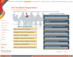 Safety-Driven – Incident Investigation Course