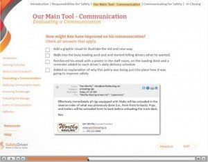 SafetyDriven – Safety Communications