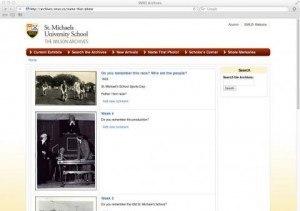 St. Michaels University School – The Wilson Archives