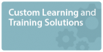 Custom Learning and Training Solutions