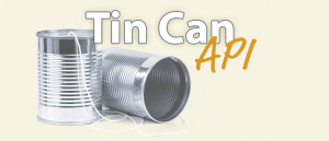 Tin Can API Blog Post Header Graphic